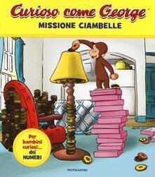 Winniearcher.com Missione ciambelle. Curioso come George. Ediz. a colori. Vol. 4 Image