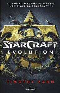 Libro Evolution. Starcraft Timothy Zahn