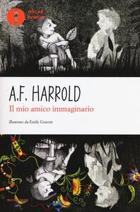 Il mio amico immaginario - A. F. Harrold - copertina
