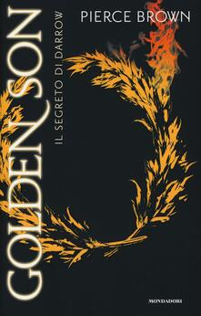 Il segreto di Darrow. Golden Son - Pierce Brown - copertina