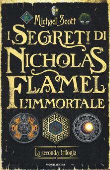 I segreti di Nicholas Flamel, l'immortale. La seconda trilogia - Michael Scott - copertina