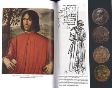 Libro Lorenzo de' Medici. Una vita da Magnifico Giulio Busi 3
