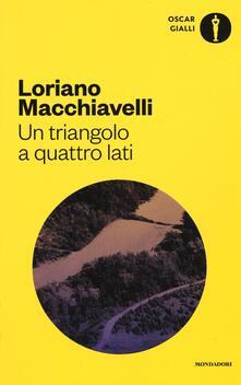Un triangolo a quattro lati - Loriano Macchiavelli - copertina