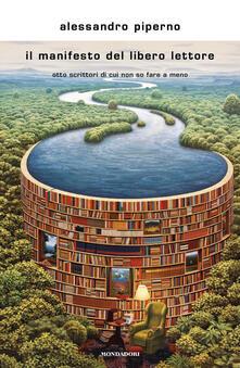 Amatigota.it Il manifesto del libero lettore. Otto scrittori di cui non so fare a meno Image