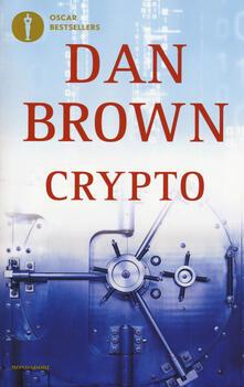 Crypto - Dan Brown - copertina