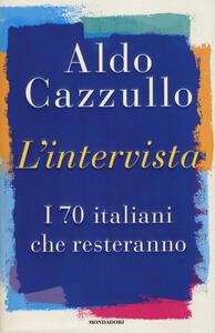 L' intervista. I 70 italiani che resteranno