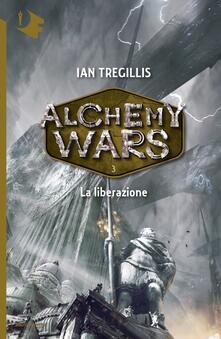 Antondemarirreguera.es La liberazione. Alchemy Wars. Vol. 3 Image