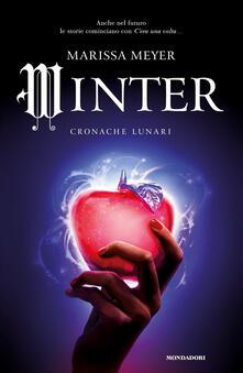 Winter. Cronache lunari - Marissa Meyer - copertina