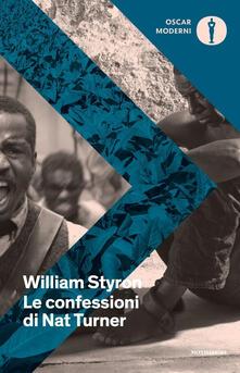 Le confessioni di Nat Turner - William Styron - copertina