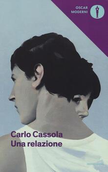 Una relazione - Carlo Cassola - copertina