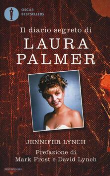 Il diario segreto di Laura Palmer - Jennifer Lynch - copertina