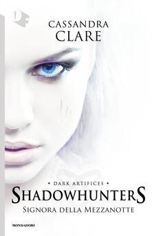 Signora della mezzanotte. Shadowhunters. Vol. 1 - Cassandra Clare - copertina