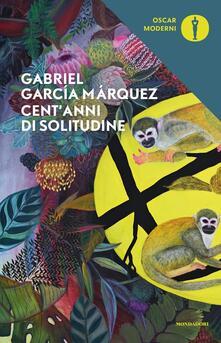 Cent'anni di solitudine. Nuova ediz. - Gabriel García Márquez - copertina