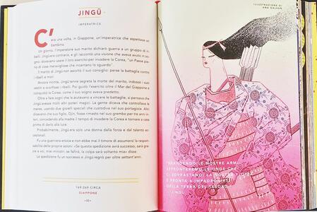 Storie della buonanotte per bambine ribelli. 100 vite di donne straordinarie. Ediz. a colori - Francesca Cavallo,Elena Favilli - 3