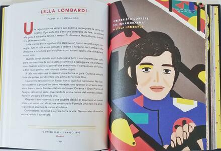 Storie della buonanotte per bambine ribelli. 100 vite di donne straordinarie. Ediz. a colori - Francesca Cavallo,Elena Favilli - 4