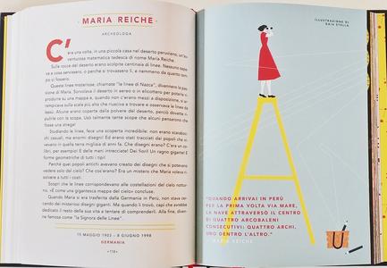 Libro Storie della buonanotte per bambine ribelli. 100 vite di donne straordinarie. Ediz. a colori Francesca Cavallo , Elena Favilli 4