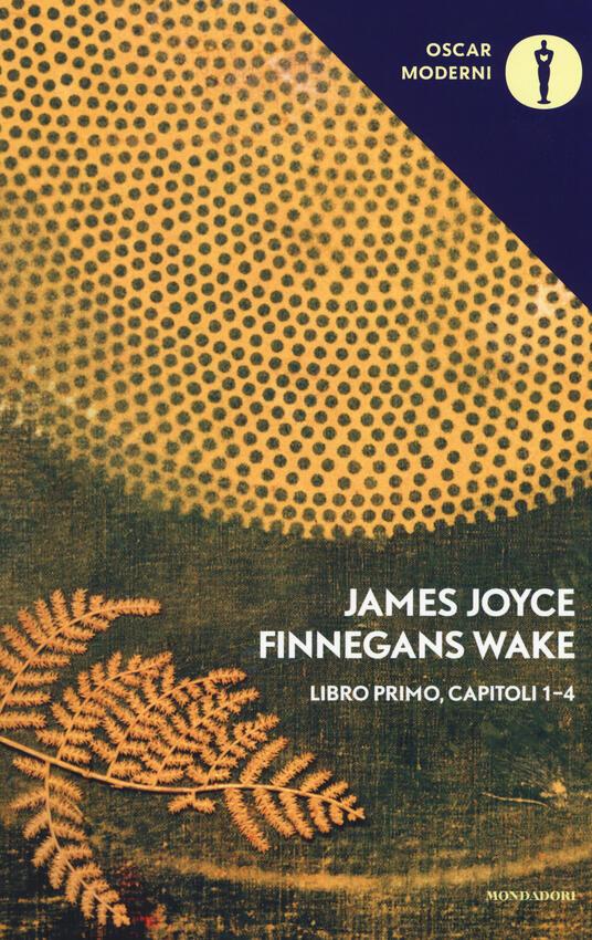 Finnegans Wake. Testo inglese a fronte. Vol. 1: I-IV. - James Joyce - copertina