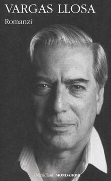 Romanzi. Vol. 2 - Mario Vargas Llosa - copertina