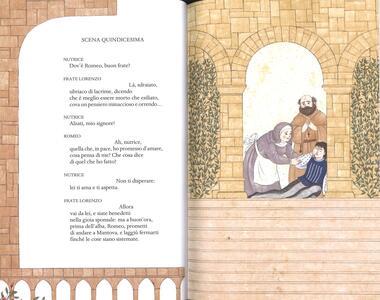 Shakespeare in versi. Ediz. a colori - Roberto Piumini - 2