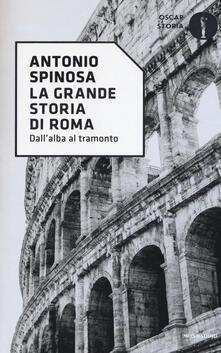 Radiospeed.it La grande storia di Roma Image