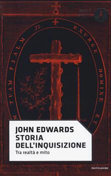 Storia dell'Inquisizione - John Edwards - copertina