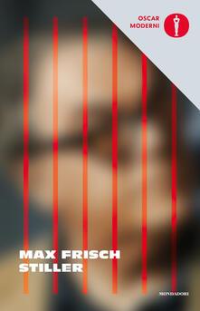 Stiller - Max Frisch - copertina