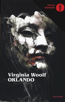 Orlando - Virginia Woolf - copertina