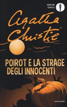 Poirot e la strage degli innocenti - Agatha Christie - copertina