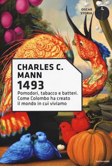 Equilibrifestival.it 1493. Pomodori, tabacco e batteri. Come Colombo ha creato il mondo in cui viviamo Image