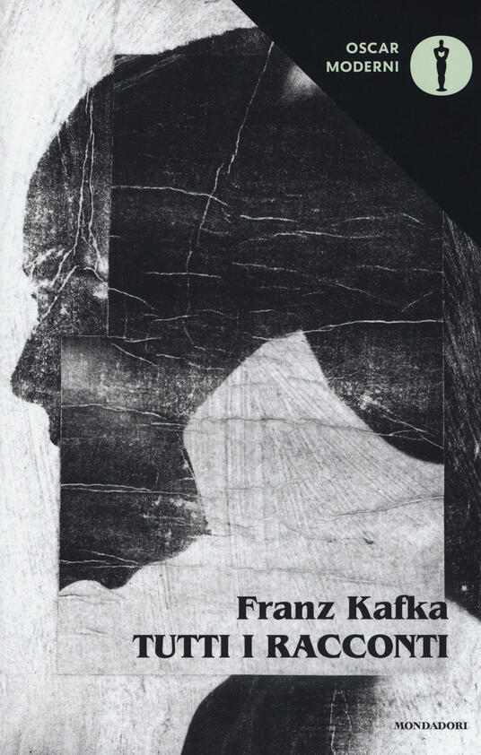Tutti i racconti - Franz Kafka - copertina