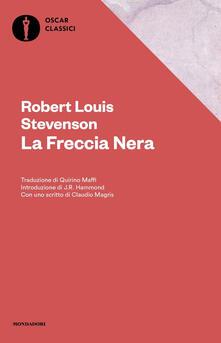 La freccia nera - Robert Louis Stevenson - copertina