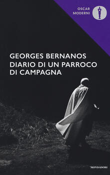 Diario di un parroco di campagna - Georges Bernanos - copertina
