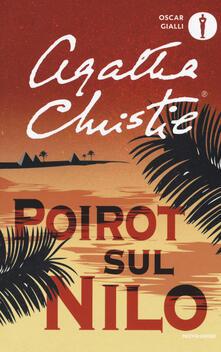 Poirot sul Nilo - Agatha Christie - copertina
