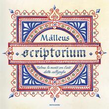 Listadelpopolo.it Scriptorium. Calma la tua mente con l'arte della calligrafia. Ediz. illustrata Image