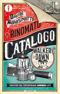 Il rinomato catalogo Walker & Dawn - Davide Morosinotto - copertina