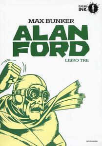 Alan Ford. Libro tre - Max Bunker,Magnus - copertina