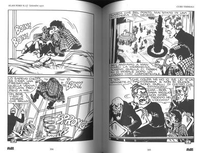 Alan Ford. Libro tre - Max Bunker,Magnus - 3