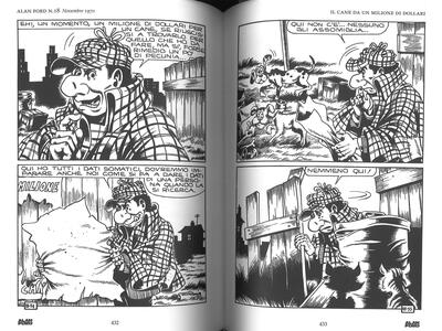 Alan Ford. Libro tre - Max Bunker,Magnus - 5