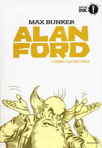 Alan Ford. Libro quattro
