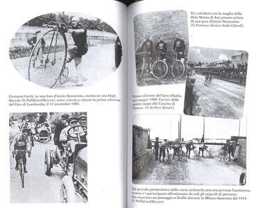 La corsa del secolo. Cent'anni di storia italiana attraverso il Giro - Paolo Colombo,Gioachino Lanotte - 2