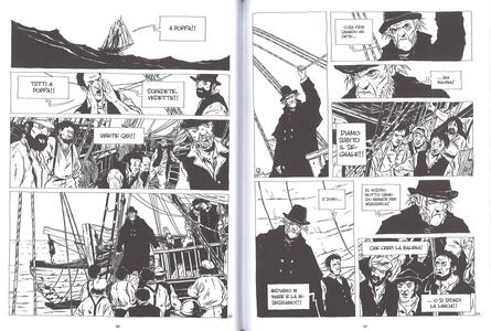 Moby Dick da Herman Melville - Christophe Chabouté - 3