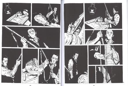 Moby Dick da Herman Melville - Christophe Chabouté - 5