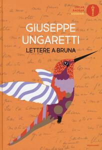 Lettere a Bruna - Giuseppe Ungaretti - copertina