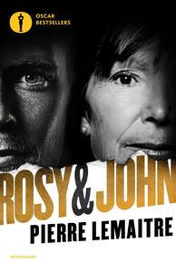 Rosy & John - Pierre Lemaitre - copertina
