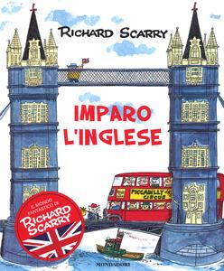 Imparo l'inglese - Richard Scarry - copertina