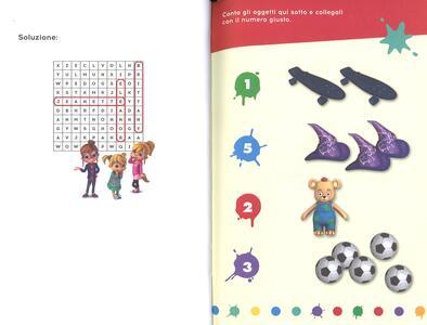 Il megalibro dei giochi. Alvinnn!!! and the Chipmunks - 2