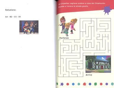 Il megalibro dei giochi. Alvinnn!!! and the Chipmunks - 3