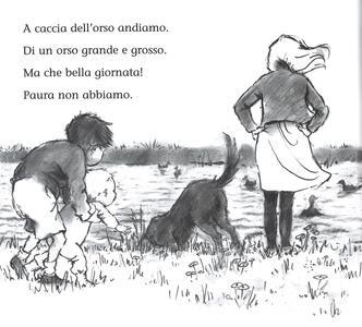 A caccia dell'Orso. Ediz. a colori - Michael Rosen,Helen Oxenbury - 2