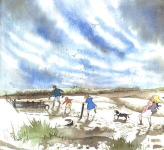 A caccia dell'Orso. Ediz. a colori - Michael Rosen,Helen Oxenbury - 5