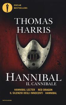 Winniearcher.com Hannibal il cannibale: Hannibar Lecter-Red Dargon-Il silenzio degli innocenti-Hannibal Image